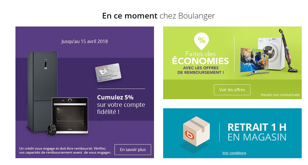 code reduction internet boulanger