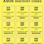 Asos Promo Code International 2018