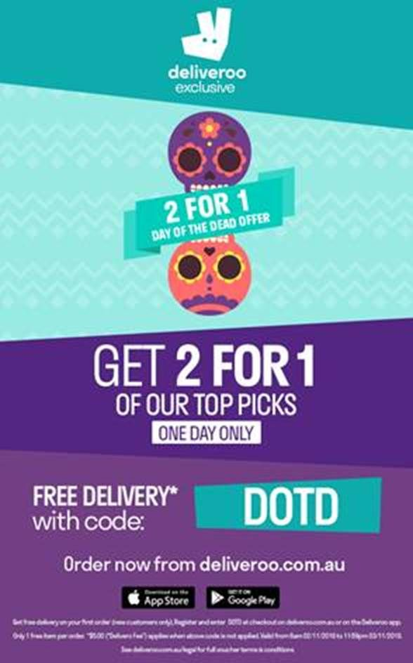 deliveroo promo code £15 off