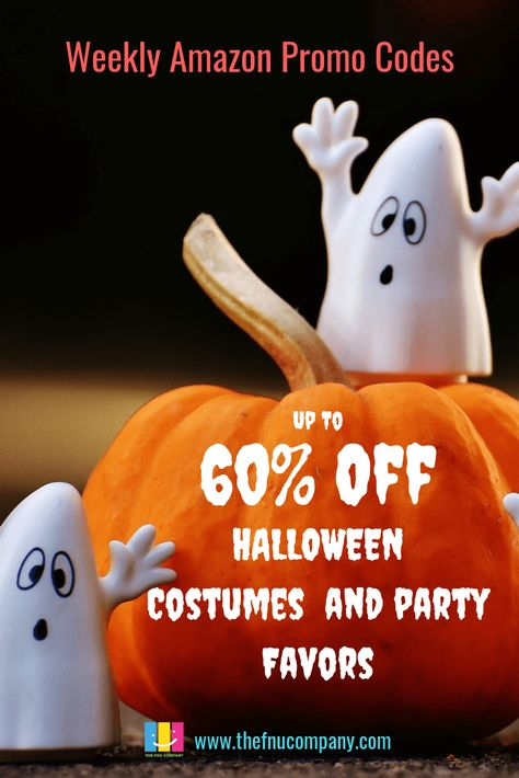 code promo amazon halloween