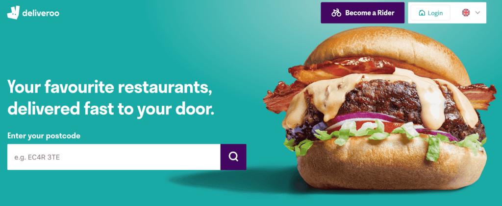 deliveroo promo code galway