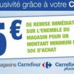 Code Promo Carrefour Drive Nimes Ouest