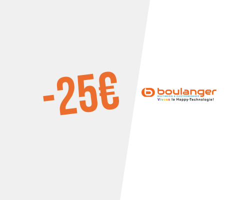 code promo boulanger cumulable