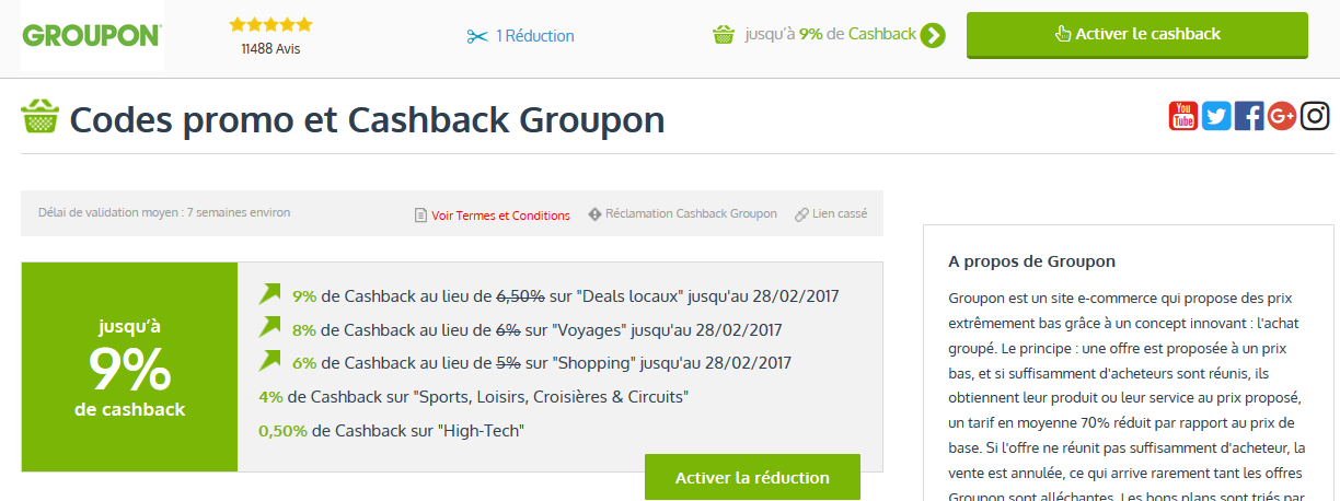 code promo groupon chaussures