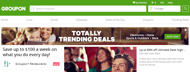 how to use promo code in groupon