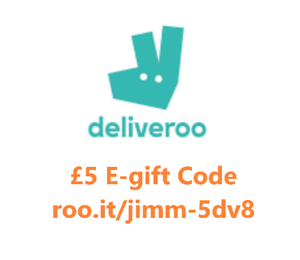 deliveroo promo code manchester