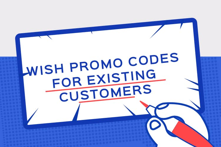 Code Promo Wish Hors Application Mobile