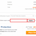 Free Promo Code For Aliexpress