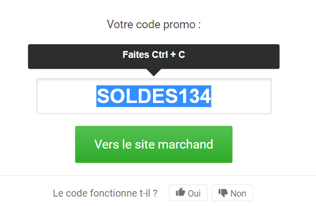 code promo la redoute inscription