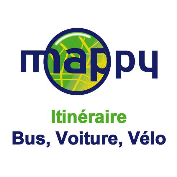 mappy itinéraires