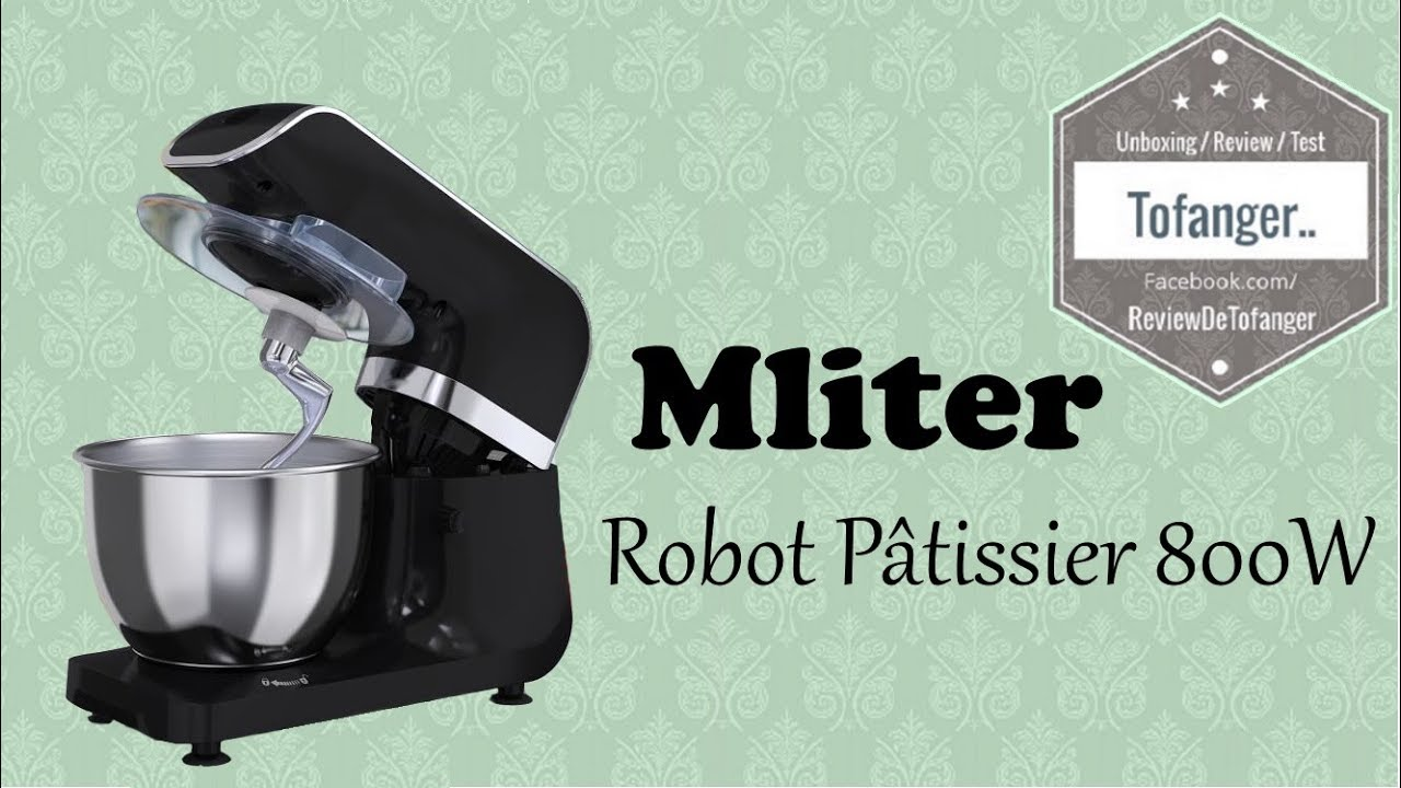 code promo amazon robot patissier