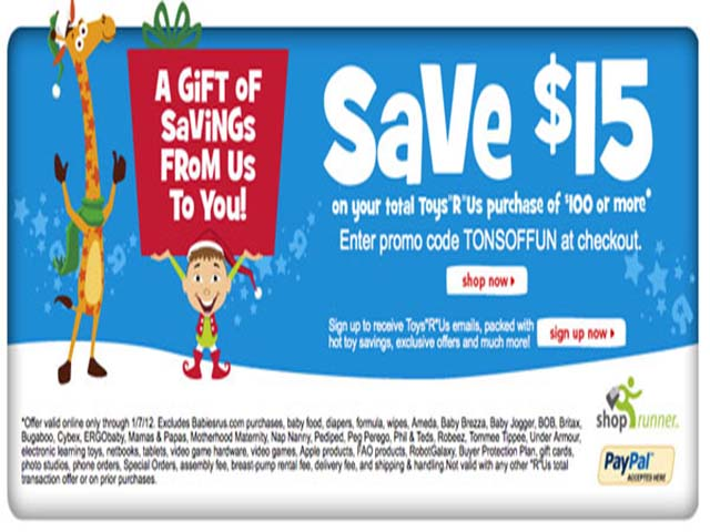 code promo toys r us